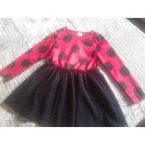 Vestido Disfraz Vaquita De San Antonio Carters T4 No Disney
