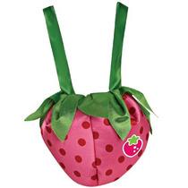 Carteria Original Frutillita Para Disfraz Original !!