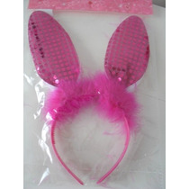 Vincha Conejo Minnie Mouse Souvenir Disfraces Carnaval Gabym