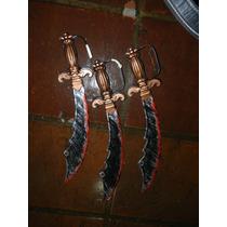 3 Espadas Piratas Halloween