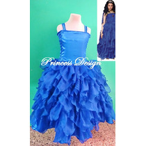 Disfraz Vestido De Princesa Evi Descendente.