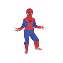 Disfraz Spiderman Marvel Disney Original Talle 2