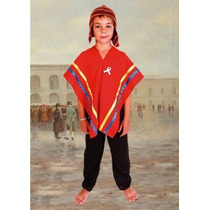 Disfraz De Coya Para Nene Talle 1 Al 3
