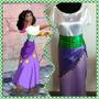 Disfraz De Esmeralda Del Jorobado