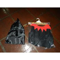Set Disfraz De Verdugo Para Niños.