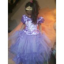 Traje De Princesa Nena