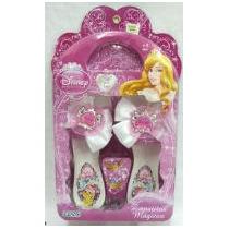 Disney Princesas Zapatitos Zapatos Mágicos Con Luz Ditoy