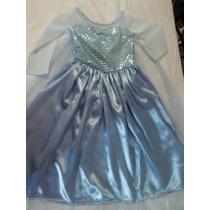 Disfraz De Elsa Anna De Frozen Hermosos!!!