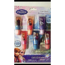 Frozen Princesas Kit X 9 Items Coqueteria Disney Store Usa!!