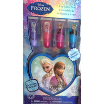 Frozen Princesas Kit X 7 Items Coqueteria Disney Store Usa!!