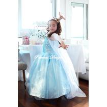 Disfraz Princesa Elsa Frozen