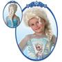 Peluca Con Trenzas Para Disfraz Elsa Frozen Original Jiujim