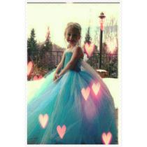 Disfraz Frozen Princesa. Hermosos