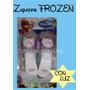 Zapatos Luminosos Princesa Frozen Sofia Monster High Con Luz