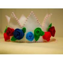 Coronas Decoradas Princesas Y Pricipes