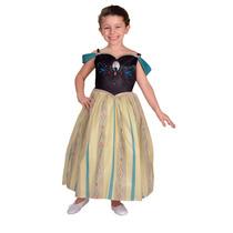 Disfraz Anna Coronación Frozen T0 Disney