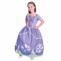 Disfraz Princesita Sofia Licencia Disney Villa Urquiza
