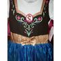 Frozen Disfraz Anna Usa.con Etiqueta Talle 5t