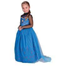 Disfraz Elsa Coronación Frozen T1 Disney