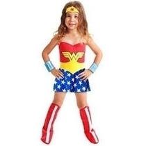 Disfraz Mujer Maravilla Xml 2206000
