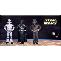 Disfraz Darth Vader Star Wars -somos Los Juguetes-