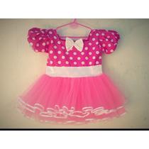 Disfraz Minnie Mouse Con Tul !!!!
