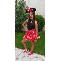 Disfraz De Minnie Niñas