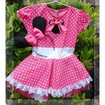 Disfraz De Minnie Mouse