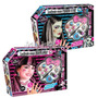 Set Maquillaje C/peluca, Uñas Monster High 2 Modelos Jiujim
