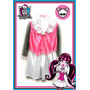 Disfraz Monster High Dracula - Disfraces Infantiles