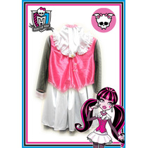Disfraz Monster High Dracula - Disfraces Inf. Frozen