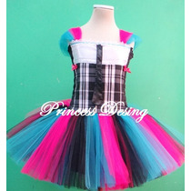 Disfraz Princesa Frankie Monster High Tutu