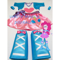 Disfraz Equestria Girls Pinkie Pie My Little Pony