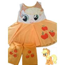 Vestido Disfraz My Little Pony Rainbow Dash Pinkie Pie Twili