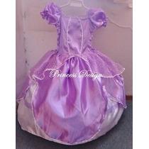 Disfraz Princesa Sofia