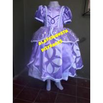 Disfraz Princesa Sofia El Mas Lindo