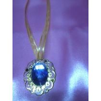Corona Y Amuleto Para Disfraz Princesa Sofia