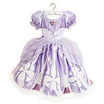 Vestido / Disfraz Princesa Sofia - Original Disney Store