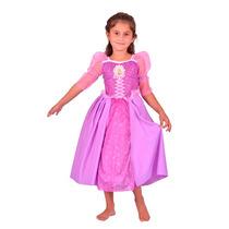 Disfraz Rapunzel Enredados Original Varios Talles New Toys