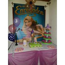 Baner Enredados Rapunzel