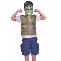 Disfraz Los Vengadores Avengers Del Increíble Hulk New Toys