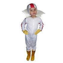 Disfraz Kick Buttowski Para Niño