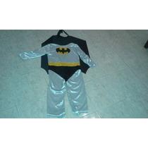 Disfraz Batman Con Capa Del Zorro De Regalo