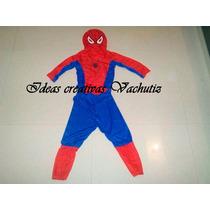 Disfraz Del Hombre Araña Para Niños Económico