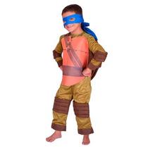 Disfraz Leonardo Tortuga Ninja