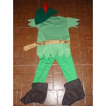 Disfraz De Peter Pan !!!