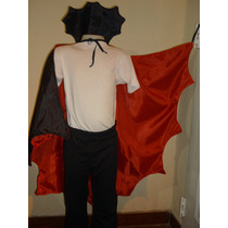 Disfraces Para Halloween, Capa De Dracula Transilvania!!!