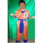 Disfraz De Goku Para Niños.