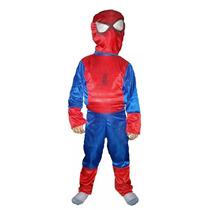 Disfraz Hombre Araña Del Talle 0 Al 6