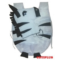 Disfraz Cebra Animal Animalito